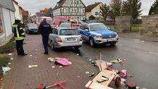 Car Plows Into German Carnival Parade 'At Full Throttle,' Injuring 10