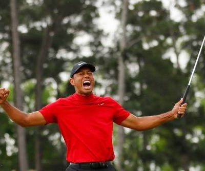 Tiger Woods' Entire 2019 Masters Nike Outfit is Now Online