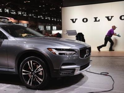 Slow Down: Volvo Will Limit Its Cars' Top Speeds To 112 MPH