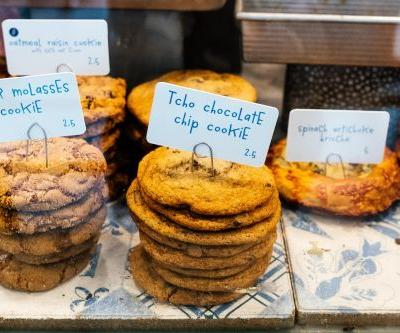 Chocolate Chip Cookie Review: Flour Bakery, Boston, Massachusetts