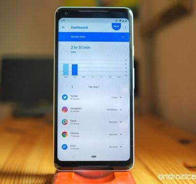 How to use Android Pie's Digital Wellbeing tools