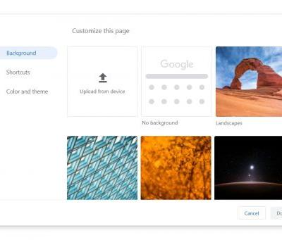 Chrome Colors Will Soon Let You Personalize Your Browsing Experience