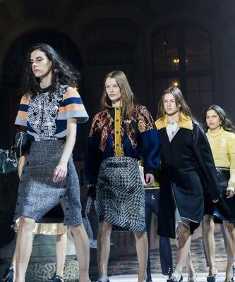 Louis Vuitton: Ready-to-Wear AW18