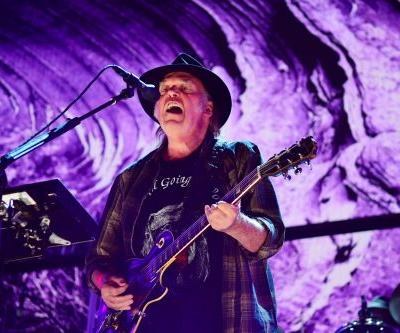Neil Young Says Pono Was Killed By Record Labels