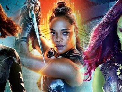POTD: The Women of the Marvel Cinematic Universe Assemble