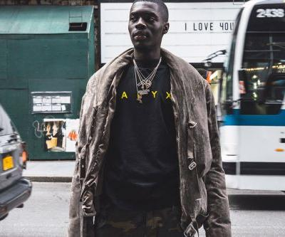 Justine Skye Accuses Sheck Wes of Abuse, Rappers Denies Claims