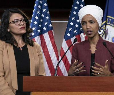 Israel allows Democratic Rep. Tlaib to visit after banning her, Rep. Omar