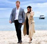 Meghan Markle Found a Work Dress She Could Wear to the Beach, So She's Officially Our Hero