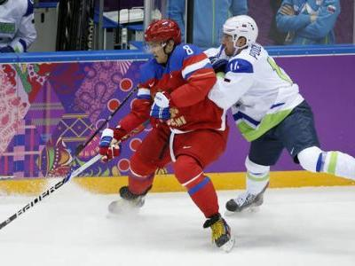 Capitals' Ovechkin says Olympic decision out of his hands