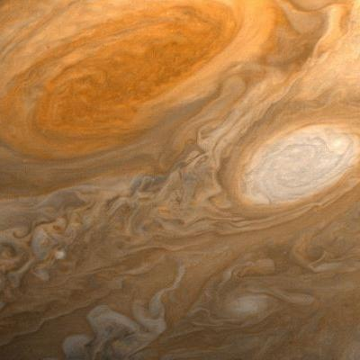 Worth a Thousand Words: Jupiter's Great Red Spot