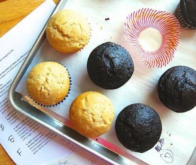 How to use cupcake and muffin papers