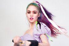 Grimes Responds to Poppy's Claims of Being 'Bullied': Report