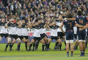 France fights back to avoid even heavier loss to New Zealand