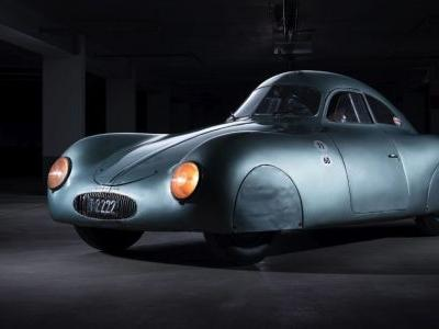 The World's Oldest Surviving Porsche Is Up For Sale