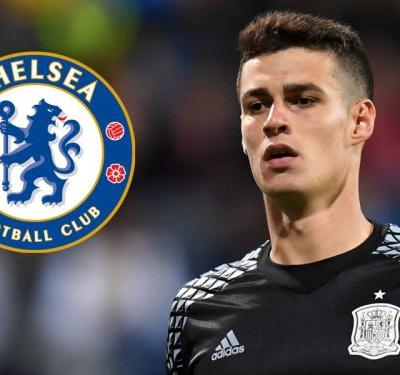 Kepa's €80m release clause paid as Chelsea seal deal for Courtois replacement