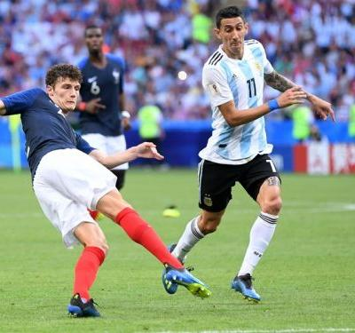Pavard's stunner beats out Messi and Ronaldo to claim World Cup goal of the tournament
