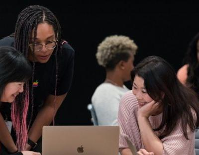 Apple opens Entrepreneur Camp applications to Black founders and developers