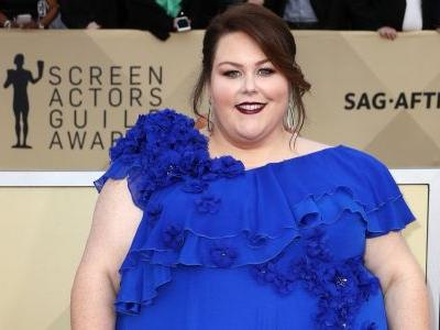 Chrissy Metz Opens Up About the Physical and Emotional Abuse She Suffered as a Child
