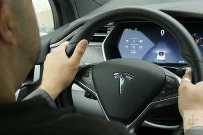 Say what? Tesla might launch its own music streaming service