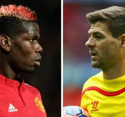 Benitez claims Pogba not close to Gerrard's level yet: He needs to perform for 10-15 years!