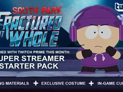 Twitch Prime members, are you ready for more South Park?!
