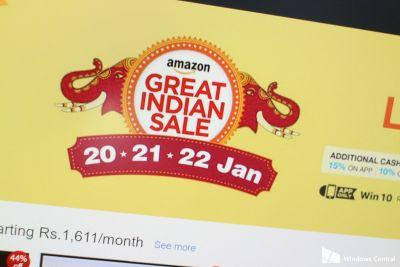 Amazon's Great Indian Sale is live - here are the best Xbox One and Windows 10 deals
