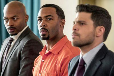 'Power' star: My two-timing character needs 'a break from women'