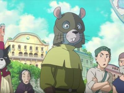 Ni no Kuni anime recreates Studio Ghibli's style in first trailer