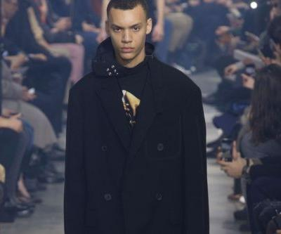 Lanvin Focuses on Layering for Fall/Winter 2018