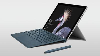 Microsoft announces the Surface Pro with a nifty new design and big battery boost