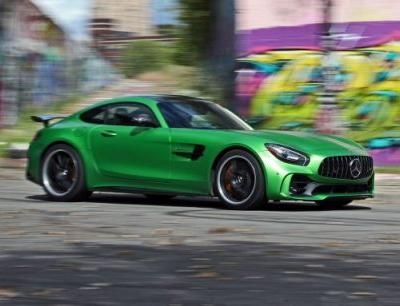 2018 Mercedes-AMG GT C and R, Tested in Depth: Hot and Heavy Heathens