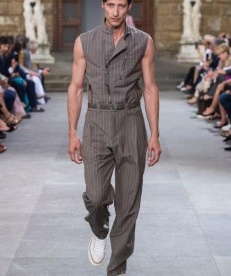 Salvatore Ferragamo Takes to Florence with Spring '20 Collection