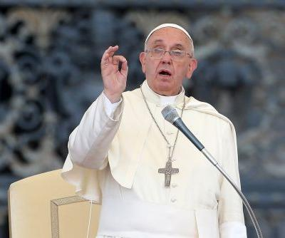 Pope Francis accuses sex abuse victims of slander