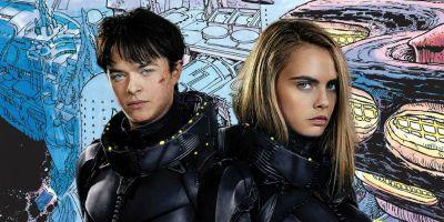 Valerian and the City of a Thousand Planets Final Trailer Arrives Soon