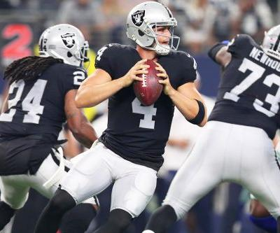 Oakland Raiders Vs. Tennessee Titans Live Stream: How To Watch NFL Week 1 For Free
