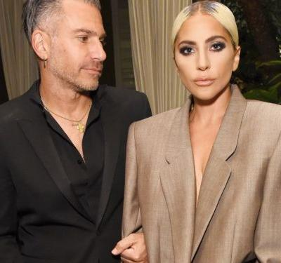 Lady Gaga Confirms Engagement & Debuts A Monster Pink Engagement Ring