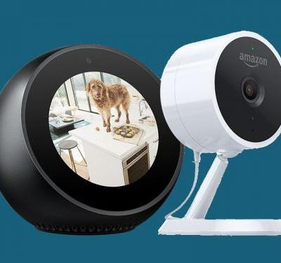 Save $40 on an Amazon Cloud Cam and Echo Spot bundle that will make your home smarter and safer