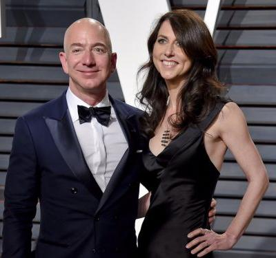A look inside the marriage of world's richest couple Jeff and MacKenzie Bezos - who met at work, were engaged within 3 months, and own more land than almost anyone else in America