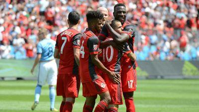 Toronto FC sends clear message with emphatic win over NYCFC