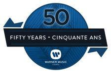 Warner Music Canada Celebrating 50th Anniversary With New Releases, Playlists, Concerts and More