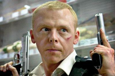 Simon Pegg Will Direct His First Movie in 2018Star Trek and Hot
