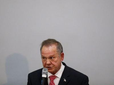 Roy Moore allegedly called a girl to ask her out while she was in her high school math class when he was a 30-year-old lawyer