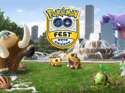 Pokemon Go Fest Pokemon have started appearing in the wild