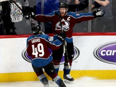 NHL playoffs 2019: Avalanche's Gabriel Landeskog forces Game 7 with overtime winner