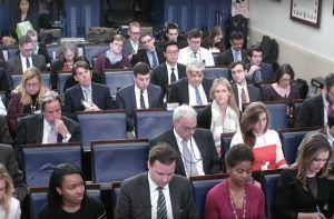 New Report Says Trump Admin May 'Evict' Press Corps from the White House
