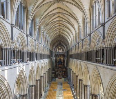 Is Religious Architecture Still Relevant?
