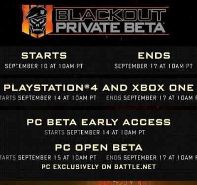 Call of Duty: Black Ops 4 - Blackout beta: Close Quarters Frenzy playlist for duos, player count increased to 88 on PC, Xbox One