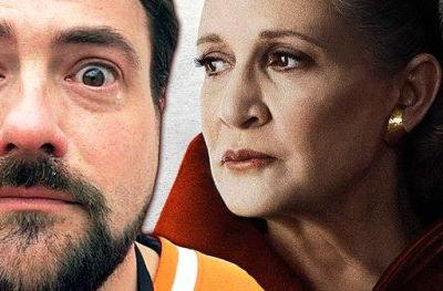 Did Kevin Smith Cry During The Last Jedi?Kevin Smith is sure to