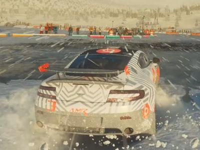 Bring your anti-freeze for Dirt 5's Ice Breaker events