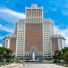 "RIU To Open A Hotel Of Its Urban Line, Riu Plaza, In Madrid's Emblematic ""Edificio España"""